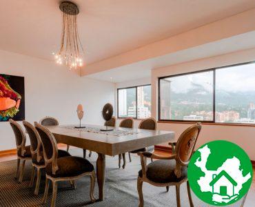 Apartamento en el Poblado - Bienes de Antioquia