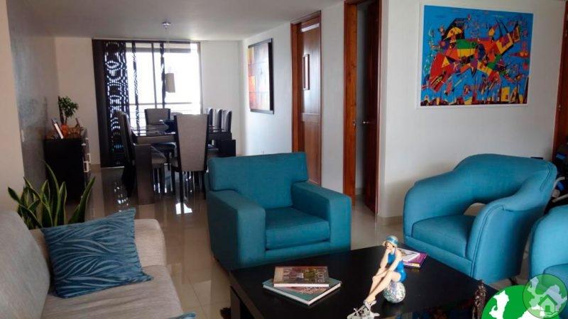Apartamento linda vista sin poniente - Bienes de Antioquia