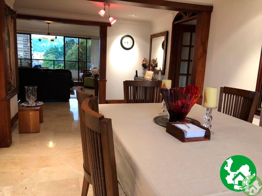Apartamento en Poblado - Bienes de Antioquia